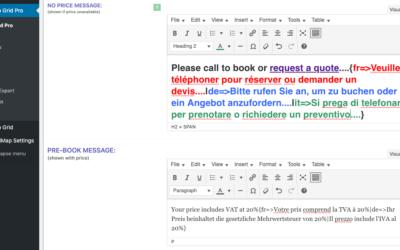 Providing Custom Translations for Cab Grid Messages & Labels