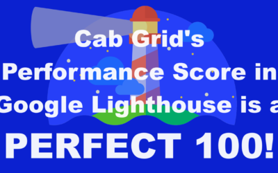 Cab Grid is Built for Speed
